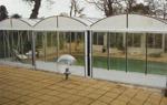 Véranda pour piscine 1985 Import Garden