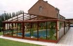 Véranda pour piscine 1990 Import Garden