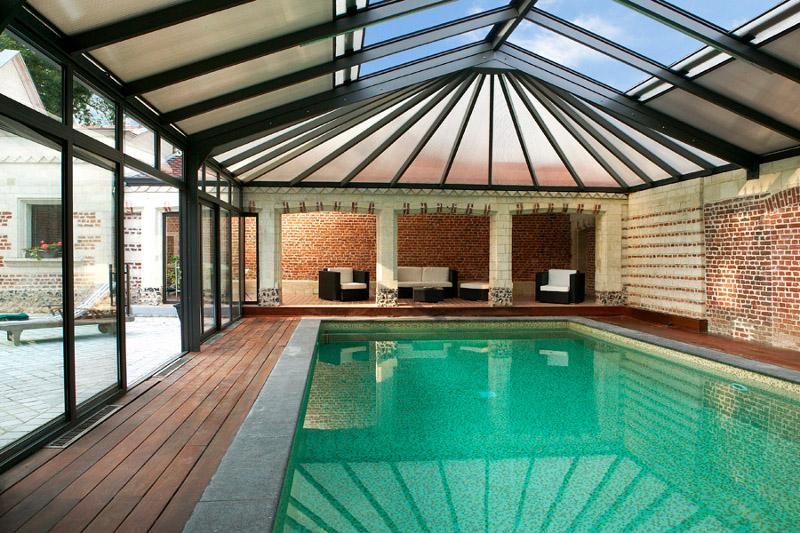 Comment couvrir sa piscine ? | Vérandas pour piscine Cover Concept