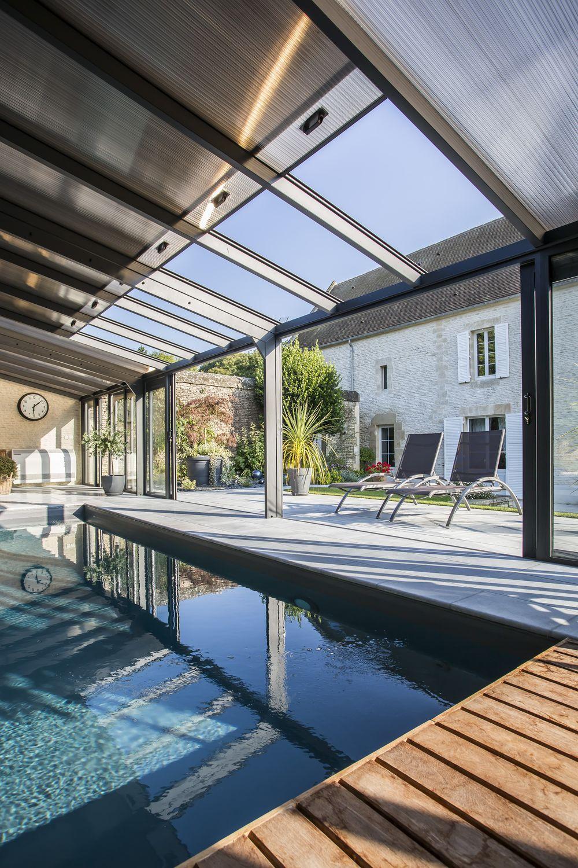 v randa toit ouvrant en double vitrage et polycarbonate. Black Bedroom Furniture Sets. Home Design Ideas
