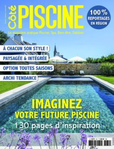 Côté piscine reportage sur Cover Concept
