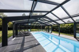 Véranda pour piscine dans les Hauts-de-France
