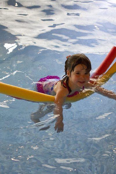 La natation, un excellent sport pour les enfants