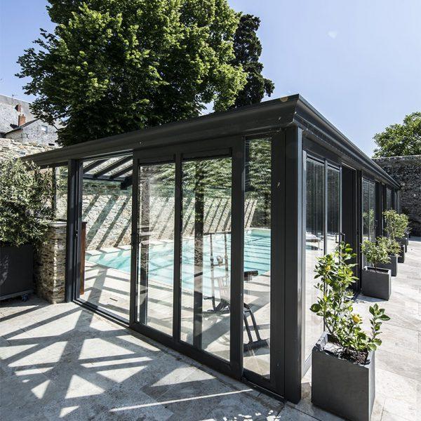 Véranda pour piscine Cover Concept